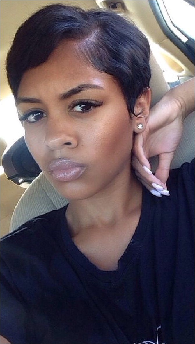 Easy to Maintain Black Hairstyles Short Black Permed Hairstyles