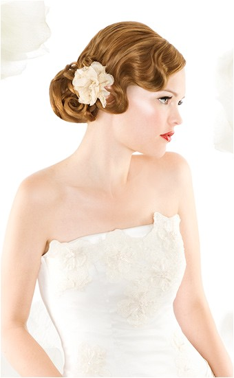 Finger Waves Wedding Hairstyle 301 Moved Permanently
