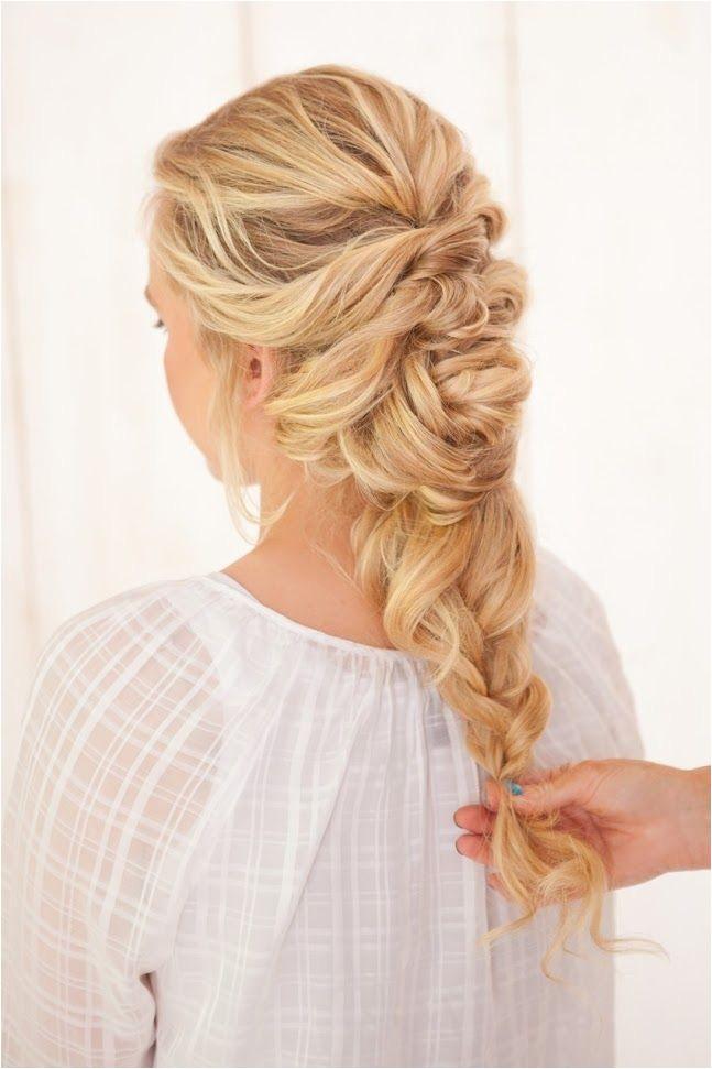 French Plait Wedding Hairstyles Diy Fancy French Twist Bridal Updo