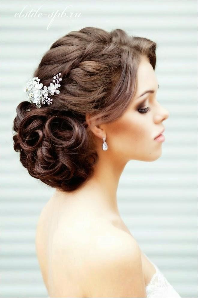 Good Wedding Hairstyles Best Wedding Hairstyles Of 2014 Belle the Magazine
