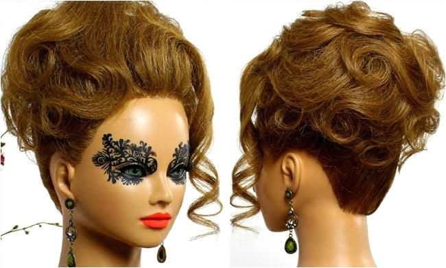 Halloween Wedding Hairstyles A Gallery Of Unique Halloween Hairstyles Sheideas