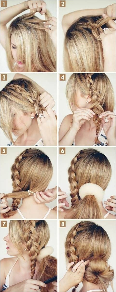 How to Make Easy Hairstyles Step by Step 15 Cute Hairstyles Step by Step Hairstyles for Long Hair