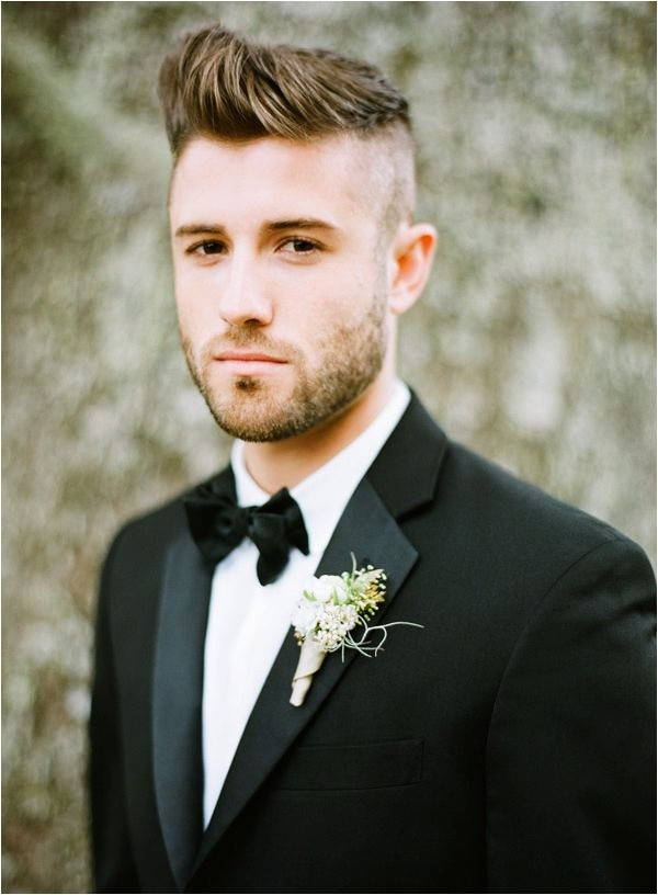 Male Wedding Hairstyles 40 Latest Wedding Hairstyles for Men Buzz 2018
