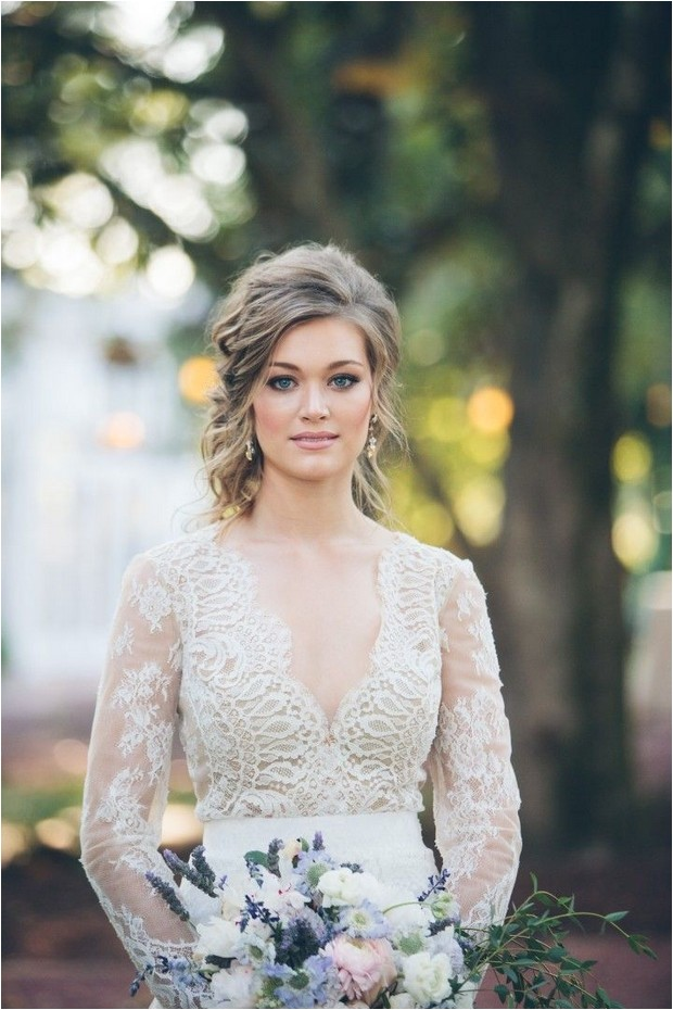 Old Fashioned Wedding Hairstyles 16 Seriously Chic Vintage Wedding Hairstyles