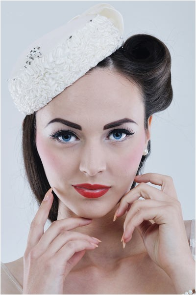 Old Hollywood Glamour Wedding Hairstyles Old Hollywood Glamour Vintage Wedding Hairstyles