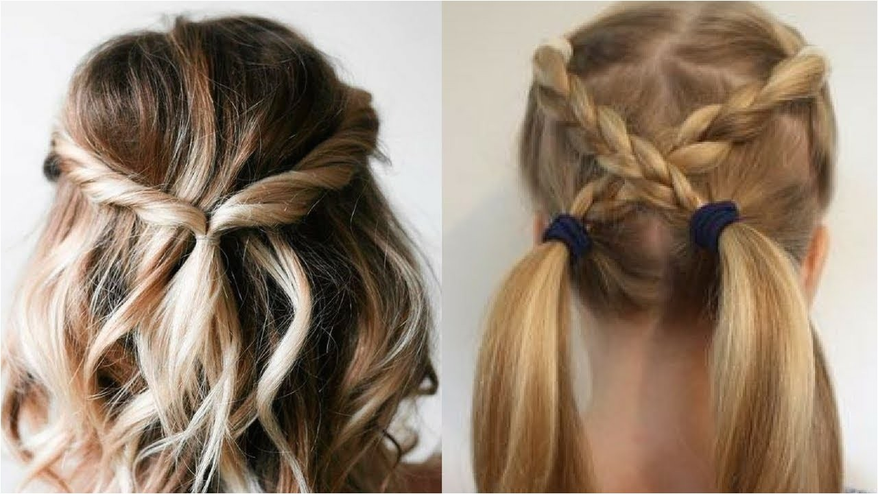 Really Easy Hairstyles for Beginners Quick and Easy Hairstyles