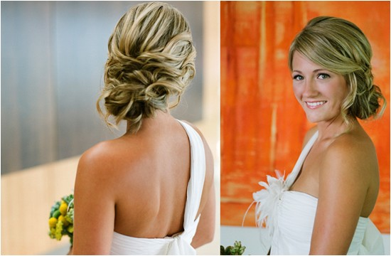 Side Swept Updo Wedding Hairstyles 7 Braided Hairstyles for Wedding In Autumn 2013 Vpfashion
