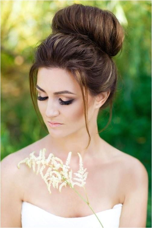 Simple Long Hairstyles for Weddings Fabulous Wedding Bridal Hairstyles for Long Hair