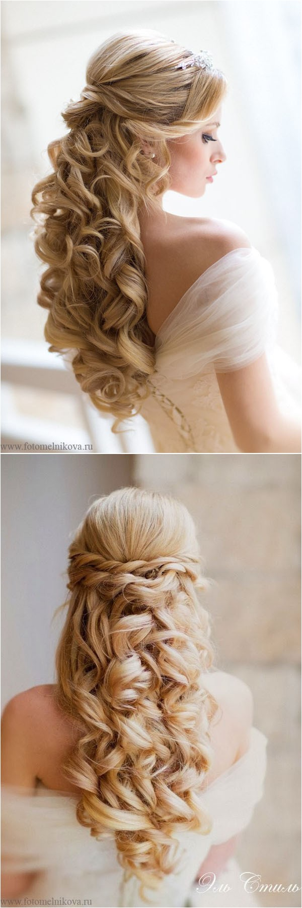 Soft Curls for Wedding Hairstyle Trubridal Wedding Blog