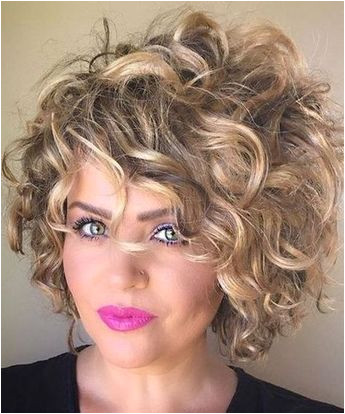 10 Easy Hairstyles for Short Curly Hair 10 Best Short Curly Hairstyles 2018 Bouffant Pinterest