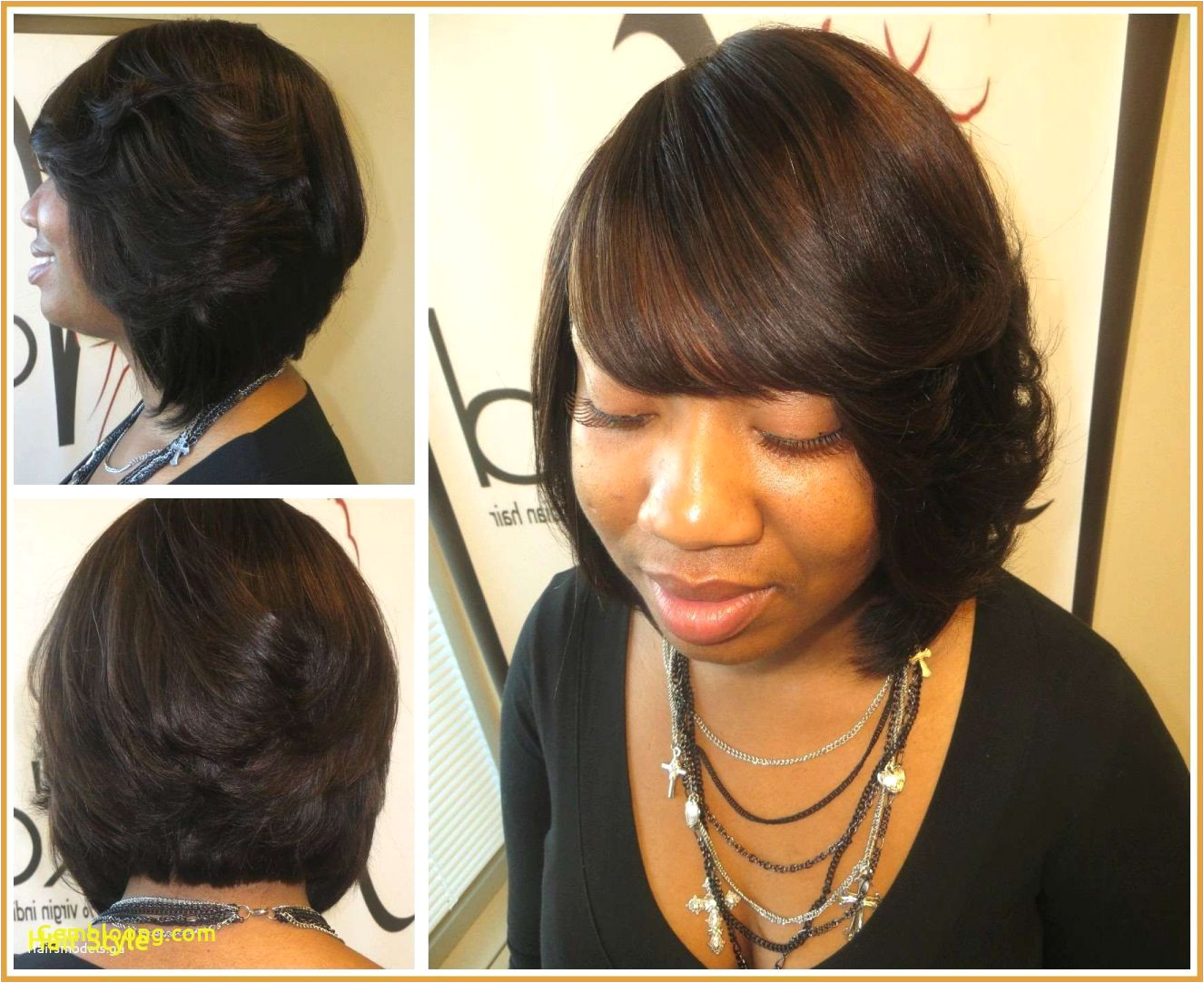 Black Bob Hairstyles Quick Weave 99 Un Mon Quick Weave Short Bob Hairstyles ⚡