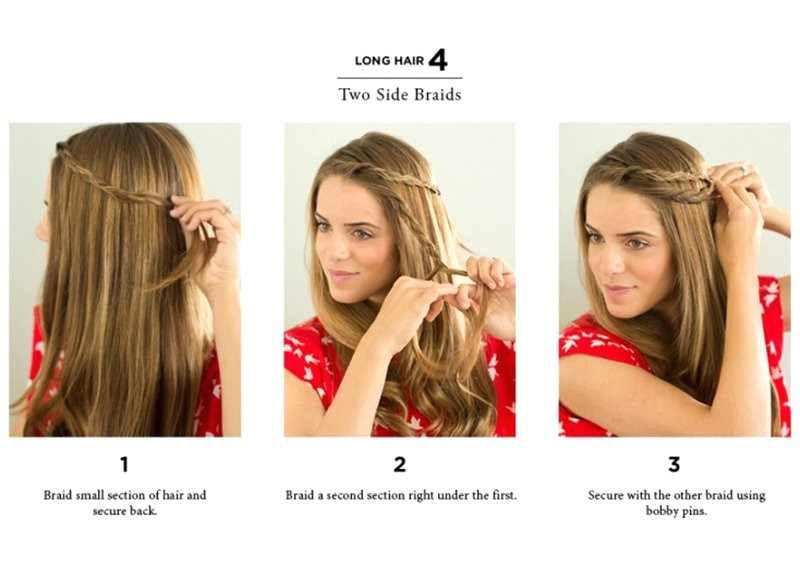 Cute Easy Hairstyles for Short Long Hair 14 Unique Quick Cute Hairstyles for Short Hair