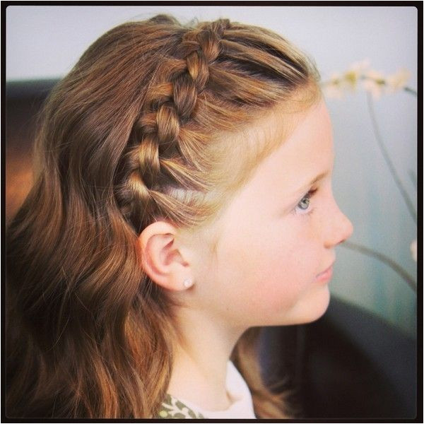Cute Kid Hairstyles School Simple Kids Hairstyles for School Quick Updos for Little Girls Short