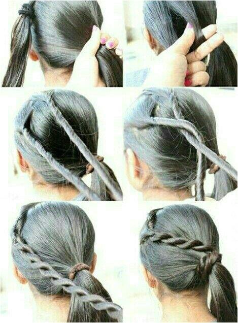 Diy Easy Hairstyles for School 10 Diy Back to School Hairstyle Tutorials