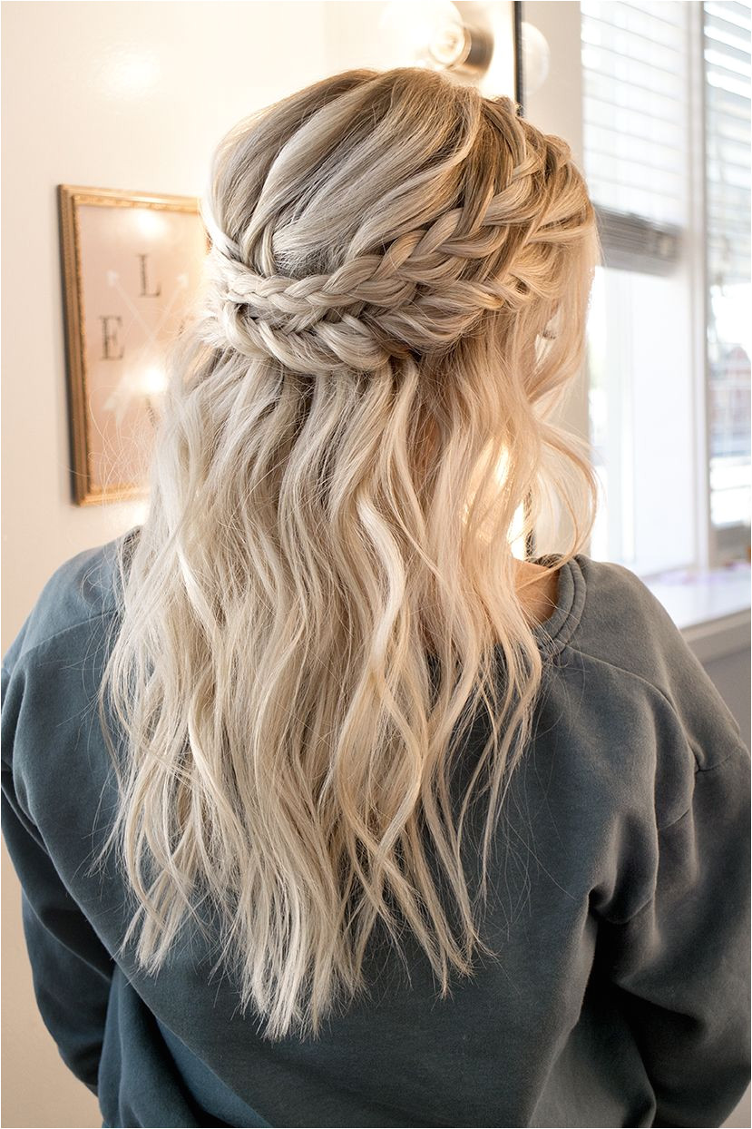 Down Hairstyles School Wedding Hair Ideas Lifestyle