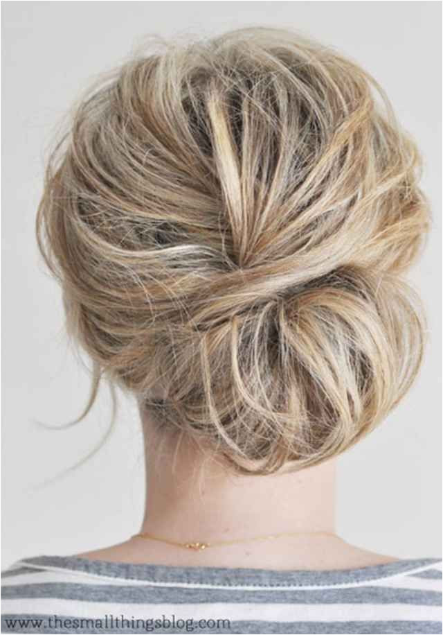 Formal Hairstyles Messy Updo Cool Updo Hairstyles for Women with Short Hair Beauty Dept