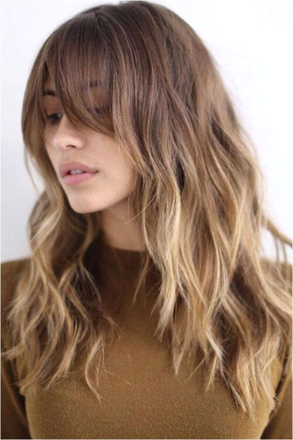 Hairstyles Cuts for Long Hair 2019 60 Hair Colors Ideas & Trends for the Long Hairstyle Winter 2018