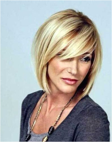 Hairstyles for Blondes Over 40 9 Latest Medium Hairstyles for Women Over 40 with