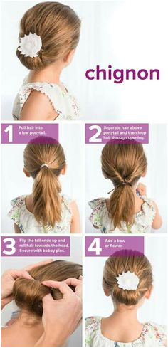Hairstyles for School Pe 88 Best Peinados Images