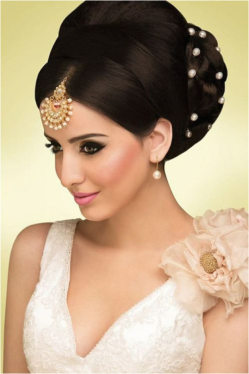 Indian Hair Up Hairstyles Hairstyles for Indian Wedding – 20 Showy Bridal Hairstyles