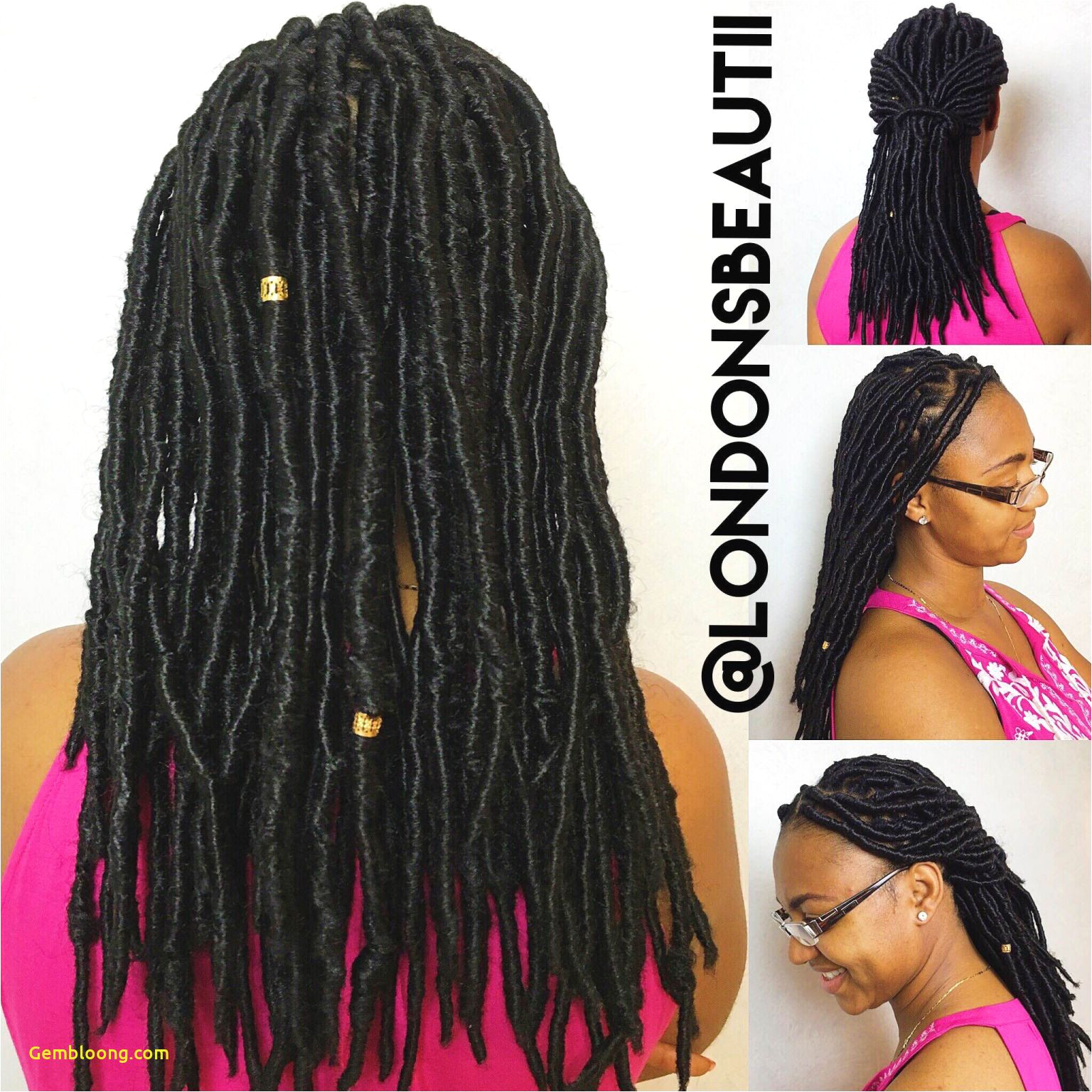 New Dreads Hairstyles ☞ 99 New Long Dreads Hairstyles to Make You Look Confident