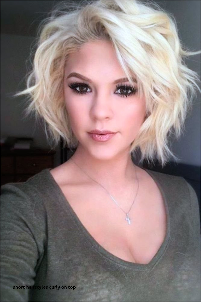 Short Hairstyles with Curls On top Elegant Hairstyles for Thick Curly Hair Short Hairstyles Curly top