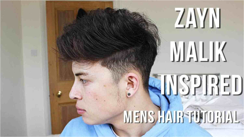 Zayn Malik Haircuts Zayn Malik Hairstyle 2014 Back View