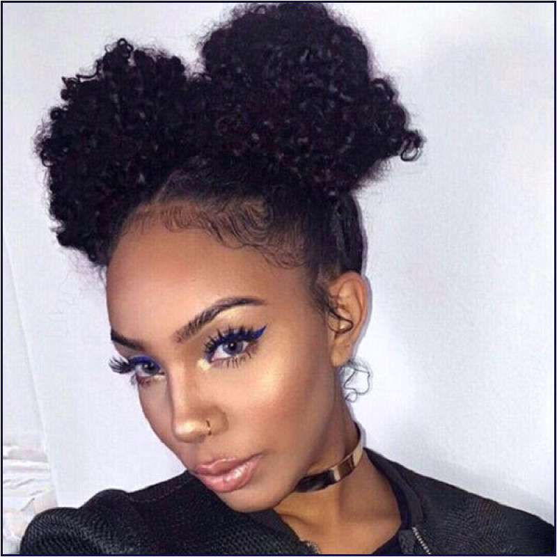 4c Medium Length Hairstyles Awesome Cute Natural Hairstyles for African Americans