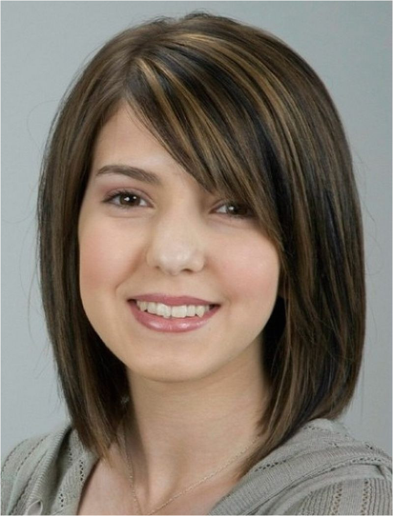 Best Hairstyles for Round Faces Thick Hair Hairstyles for Chubby Faces for Hairstyles for Round Faces Women