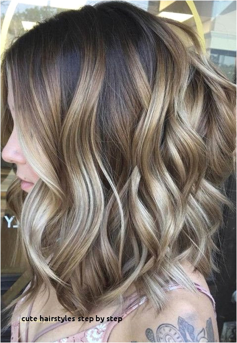 Cute Hairstyles Easy Steps Coloare – Cute Hairstyles Step by Step Brunette Hair Color Trends 0d