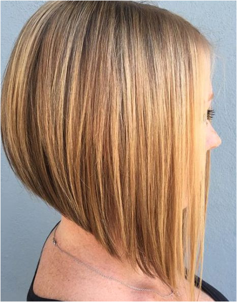 Cute Hairstyles for A Line Bob 21 Eye Catching A Line Bob Hairstyles Hair Styles