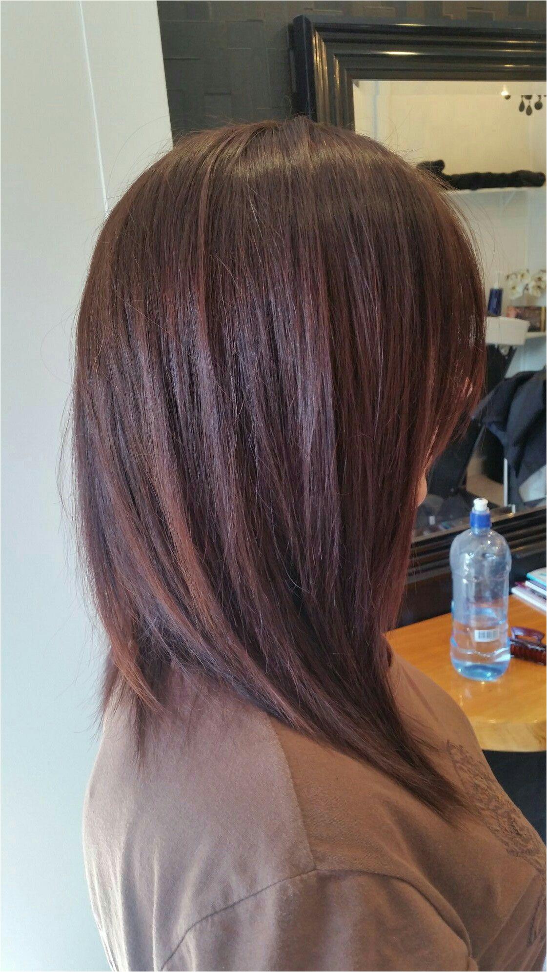 Cute Hairstyles for A Line Bob A Line Textured Long Bob Hair