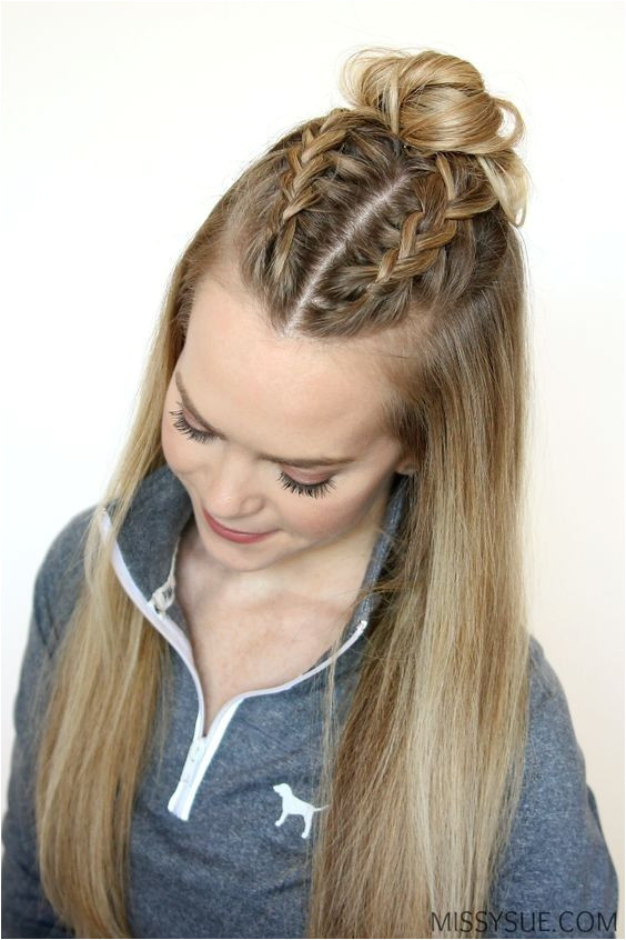 Cute New Hairstyles to Try Gorgeous Two Braids Hairstyles to Try tomorrow Braided