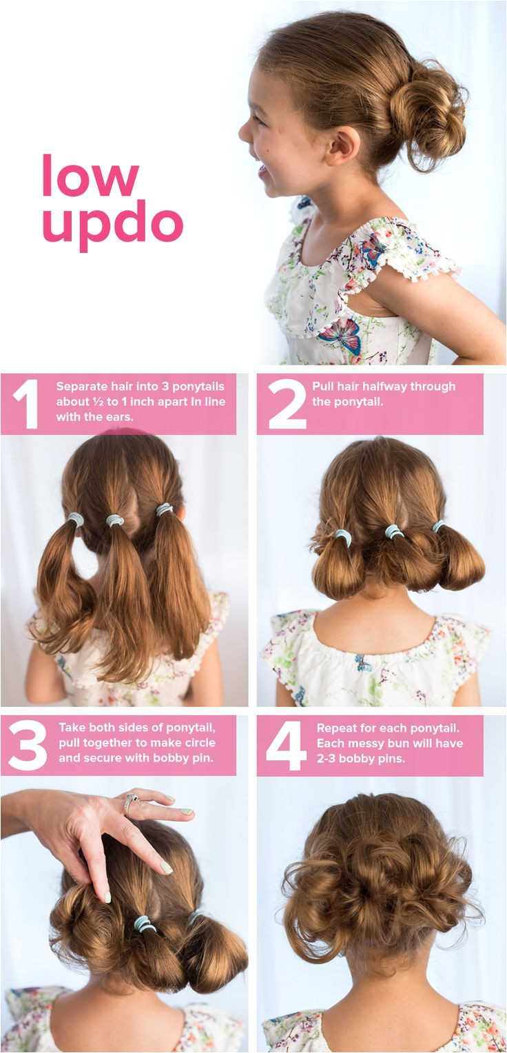 Easy Hairstyles During Pregnancy 5 Fast Easy Cute Hairstyles for Girls Hair