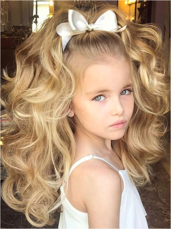 Easy Hairstyles for 30 something 30 Fabulous Long Thick Natural Curls for Baby Girls 2017 2018