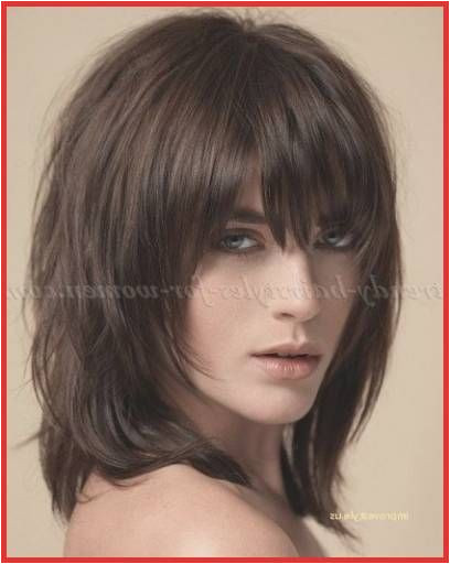 Easy Hairstyles to Do for Thin Hair Enormous Medium Hairstyle Bangs Shoulder Length Hairstyles with