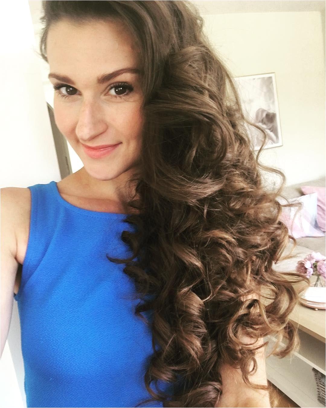 Easy Hairstyles to Do Overnight Regram Via Cordinahair Heatless Overnight Curls Using the Flower