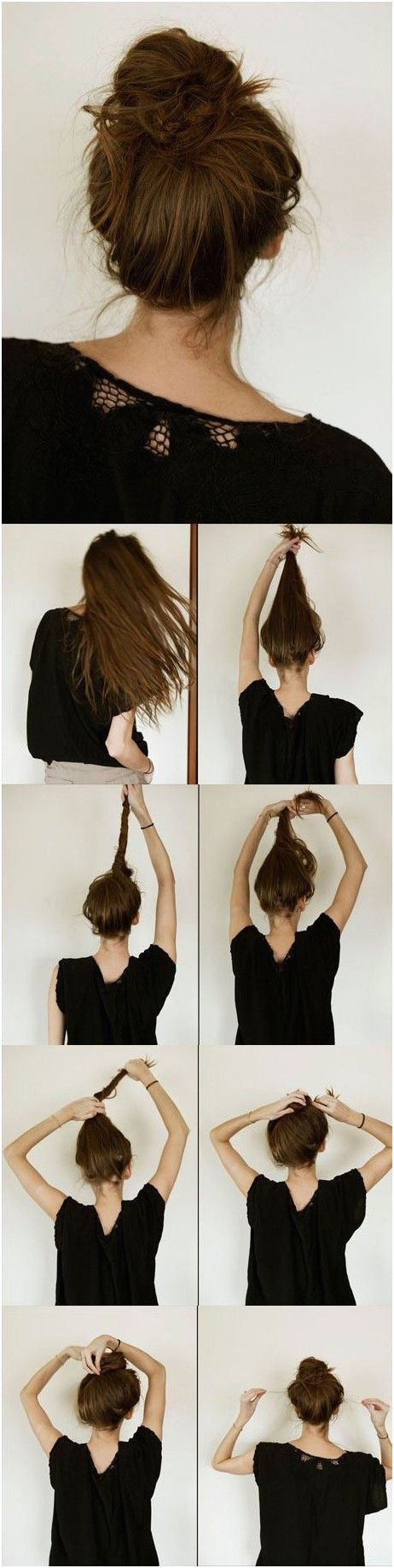Everyday Cute Hairstyles for Work 10 Ways to Make Cute Everyday Hairstyles Long Hair Tutorials