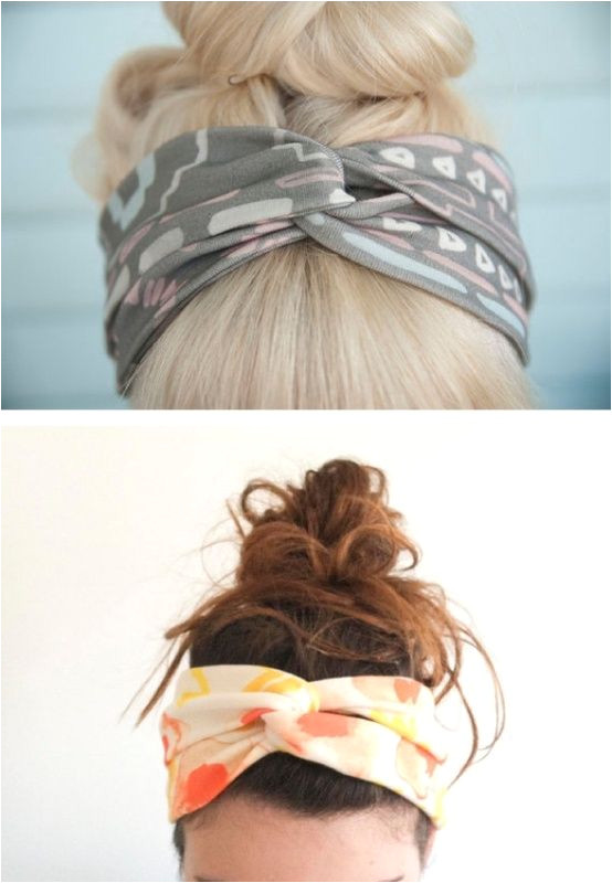 Gym Hairstyles Bandana Pin by Kim Boes On Diy Pinterest