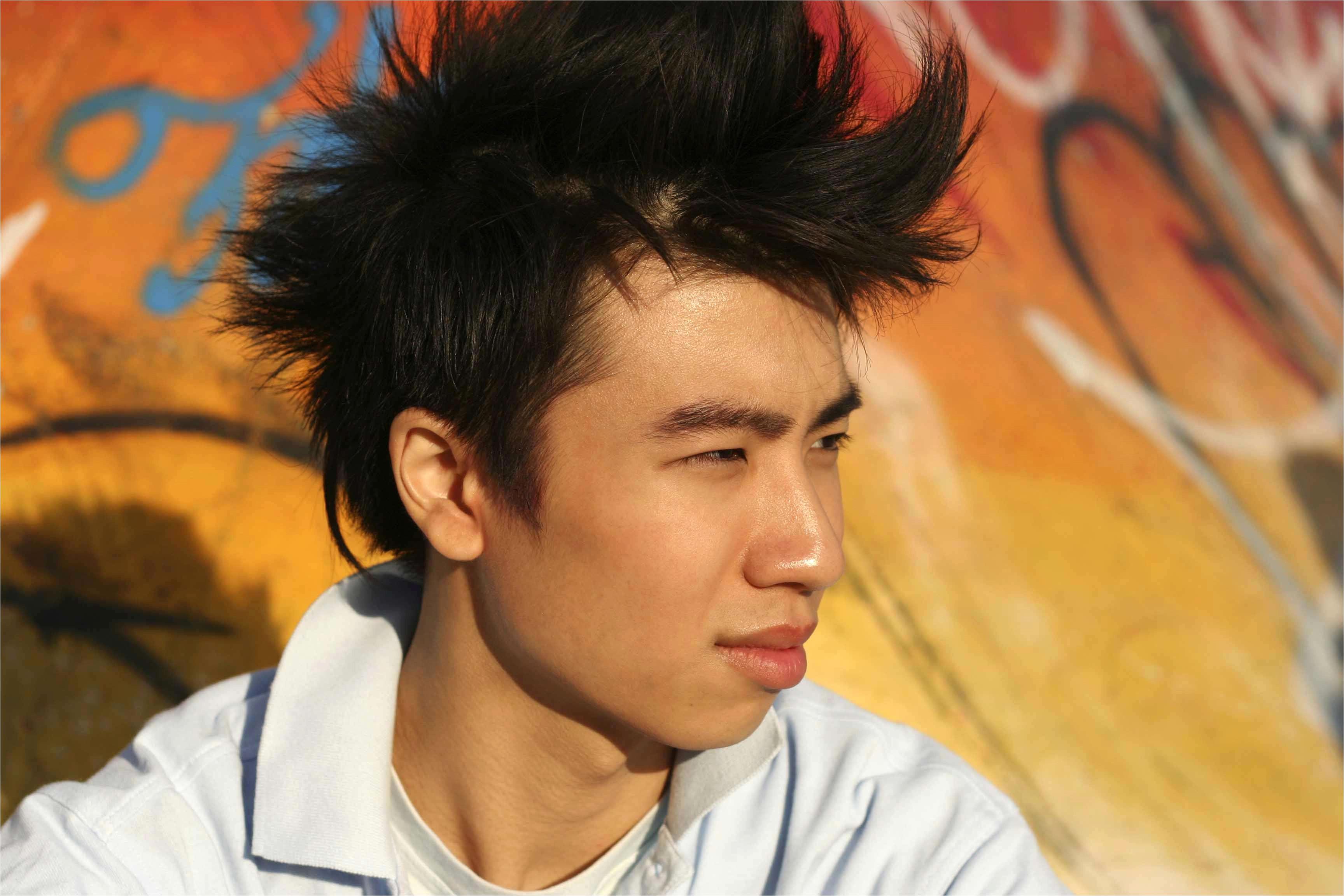Hair Style Boys Korean Boy Hairstyles