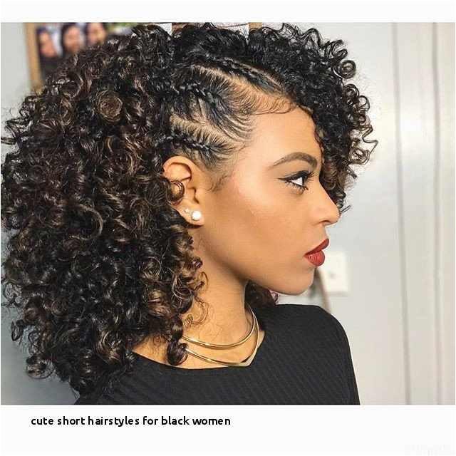 Hairstyles 2019 Black Woman 20 New Cute Short Black Hairstyles