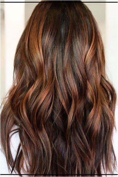 Hairstyles Auburn Highlights 24 Gorgeous Reasons why Balayage isn T Just for Blondes In 2019