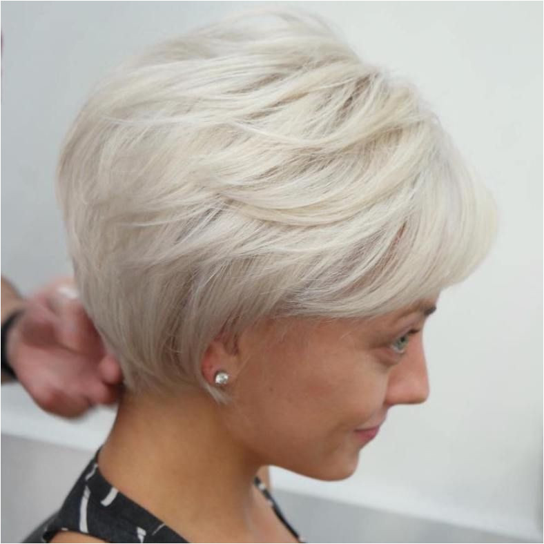 Hairstyles for Fine Grey Hair Pictures 100 Mind Blowing Short Hairstyles for Fine Hair