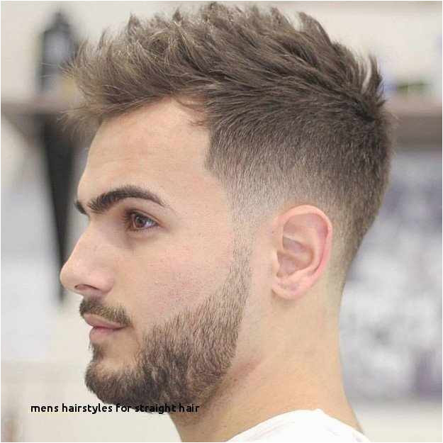 Hairstyles for Guys with Very Straight Hair 16 Lovely Men Hairstyle for Straight Hair