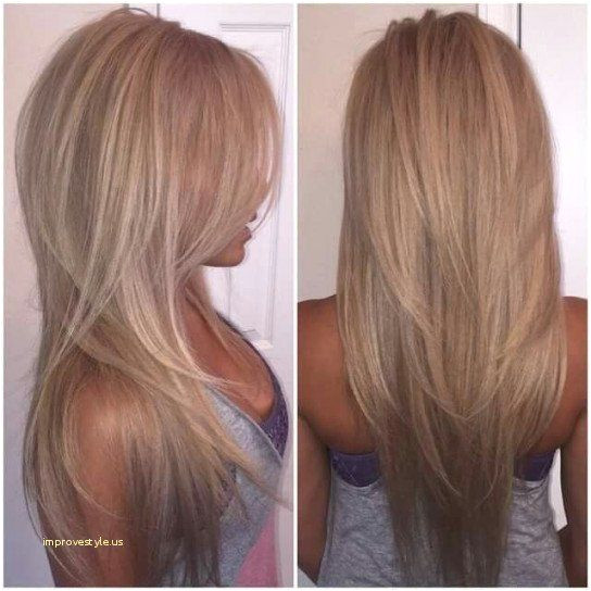 Hairstyles Long Hair Dyed Layered Haircut for Long Hair 0d Improvestyle at Dye Hair Layers