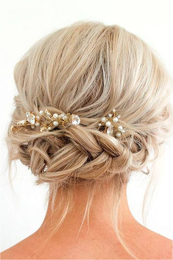 Half Up Prom Hairstyles for Short Hair 33 Amazing Prom Hairstyles for Short Hair 2019 Hair