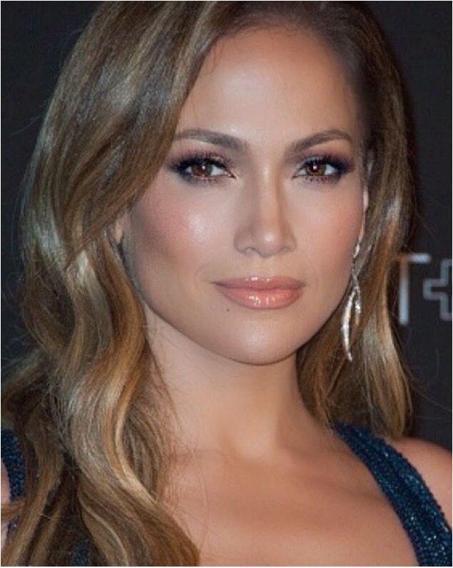 Jennifer Lopez Hairstyles for 2019 Jennifer Lopez Makeup Makeup In 2019