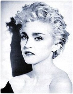 Madonna Hairstyles In the 80 S Madonna Short Hair 80s Google Search Hairstyles
