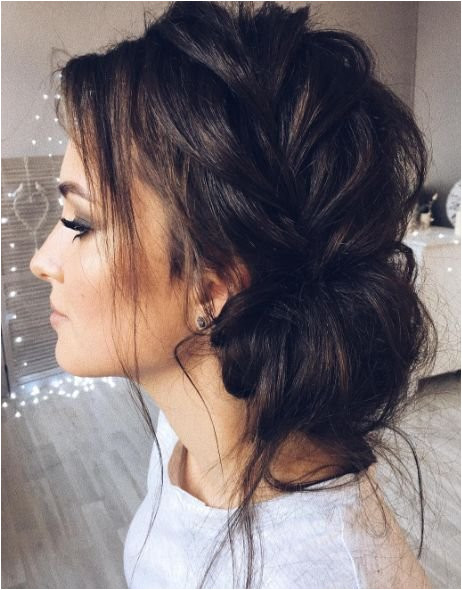 Messy Braid Hairstyles for Short Hair Messy Braid Hairstyles for Short Hair Fresh Enchanting Hairstyle