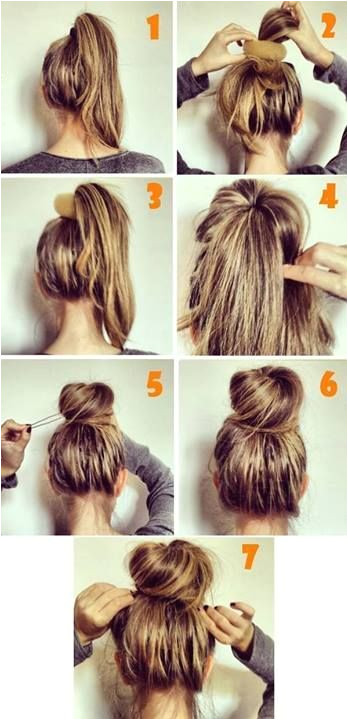 Pinterest Hairstyles Messy Buns 18 Pinterest Hair Tutorials You Need to Try Page 12 Of 19